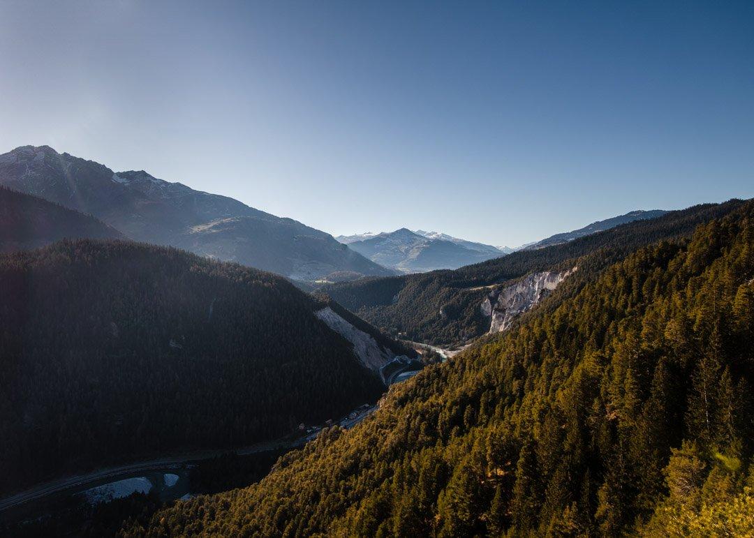 Il Spir Flims Lower Engadine Switzerland