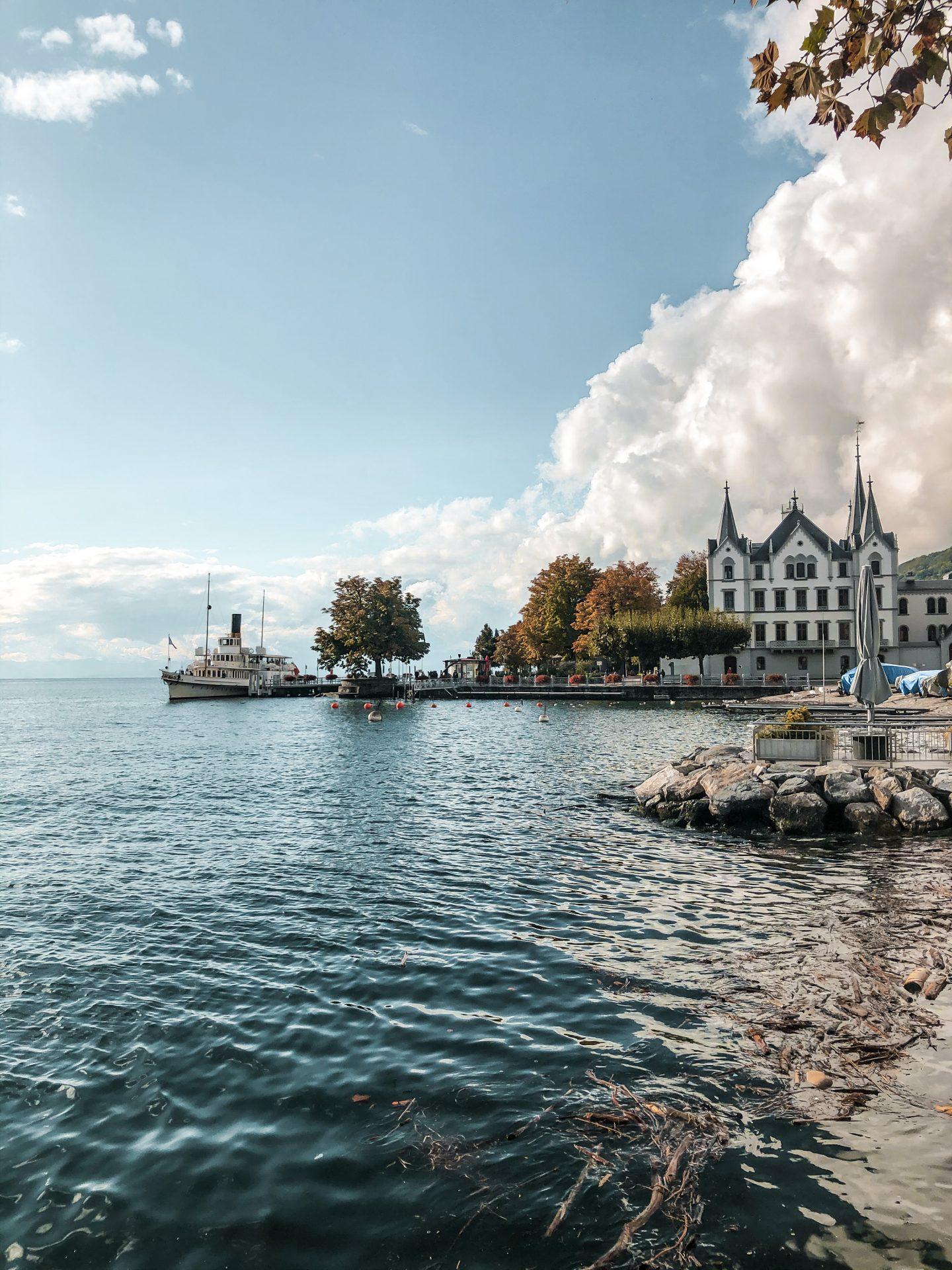 Best places in Romandie Switzerland