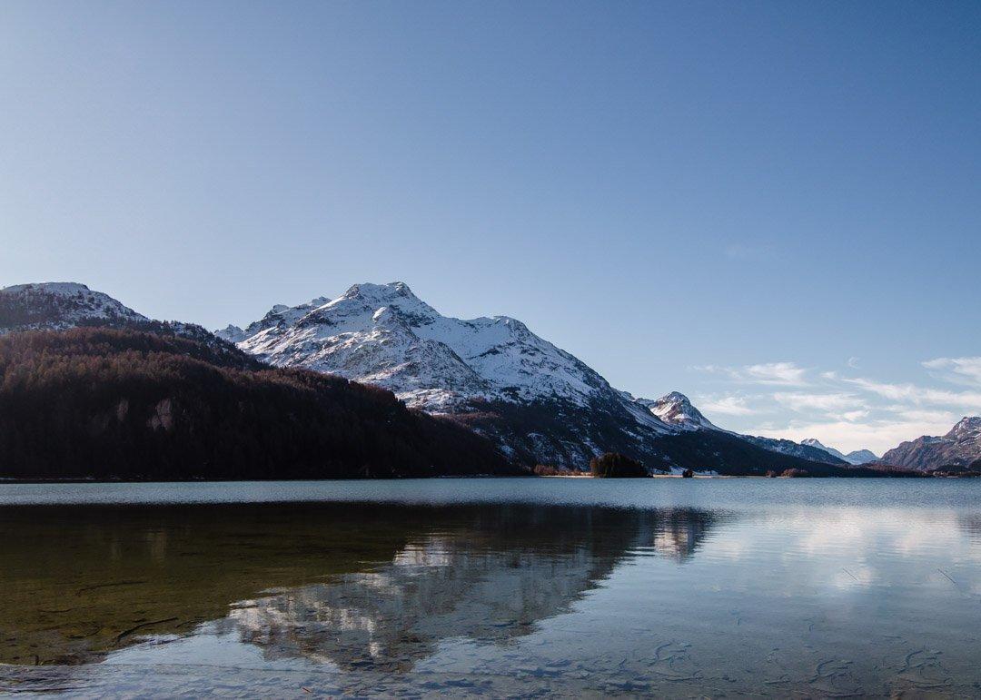Sils Maria Lower Engadine Switzerland